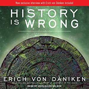 History Is Wrong Hörbuch