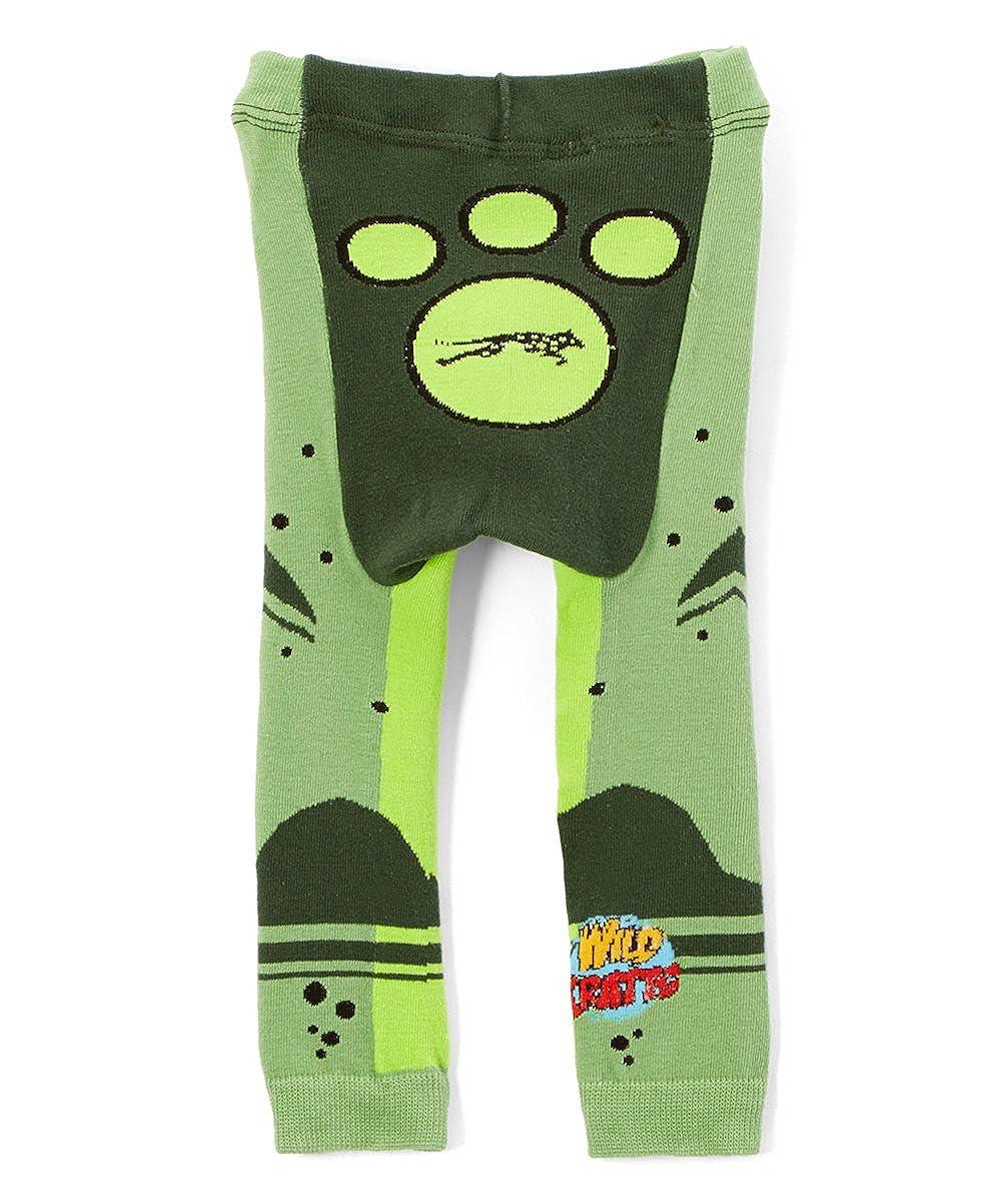 Doodle Pants Unisex Baby Wild Kratts Cheetah Power Suite Leggings