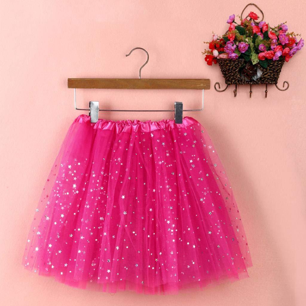 410f39ea2 Falda de Tutu Mujer Iluminación decorativa y para usos específicos SHOBDW  Pettiskirt Layered Fluffy Regalos de ...