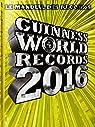 Guinness World Records 2016 par Guinness world records