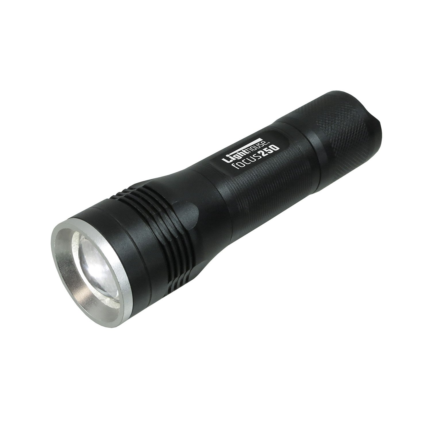 Lighthouse Torches L/HEFOC250 250 Lumens AAA Elite High Performance LED Torch, Blue