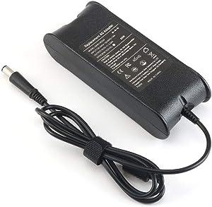 65W 19.5V 3.34A AC Charger for Latitude E6430 E5570 E5550 E5540 E5470 E6530 E6540 E7240 E7270 E7440 E7450 E7470 5550 3570 3189 3588 3580 13 3380 LA65NM130 HA65NM130 Power Laptop Adapter Supply Cord
