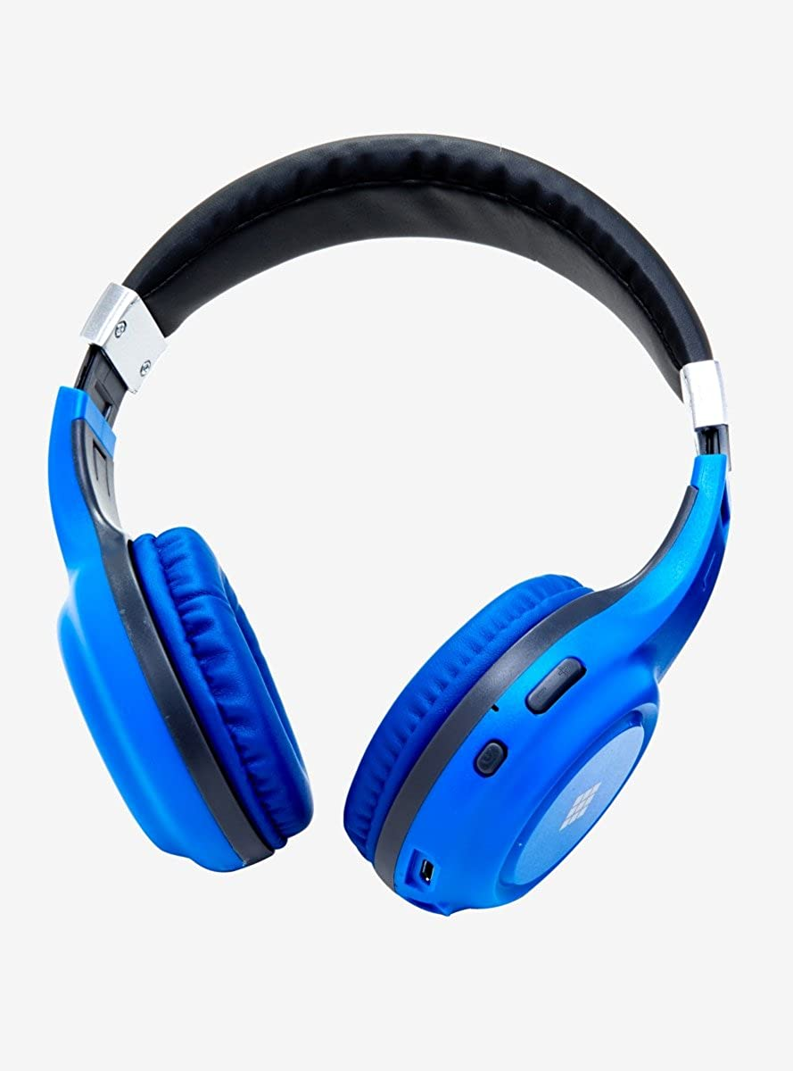 6100c4b559b Amazon.com: Polaroid Blue Bluetooth Headphones: Clothing