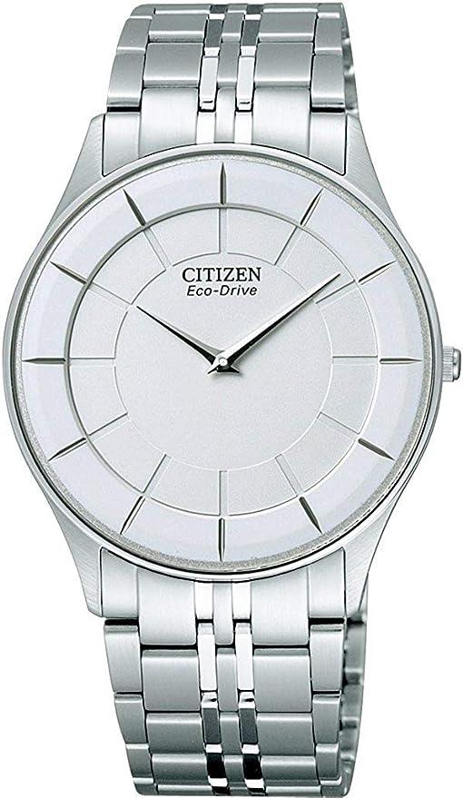 [シチズン]CITIZEN 腕時計 ECO-DRIVE STILLETO ステレット エコドライブ AR3010-65A メンズ [逆輸入]