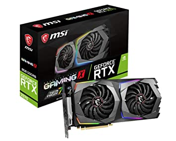 MSI Gaming GeForce RTX 2070 8GB GDRR6 256-Bit HDMI/DP/USB ...