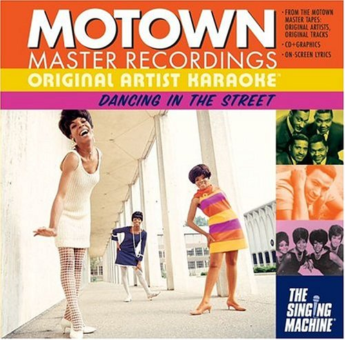 Motown Master Recordings: Original Artist Karaoke - Dancing in the Street ()
