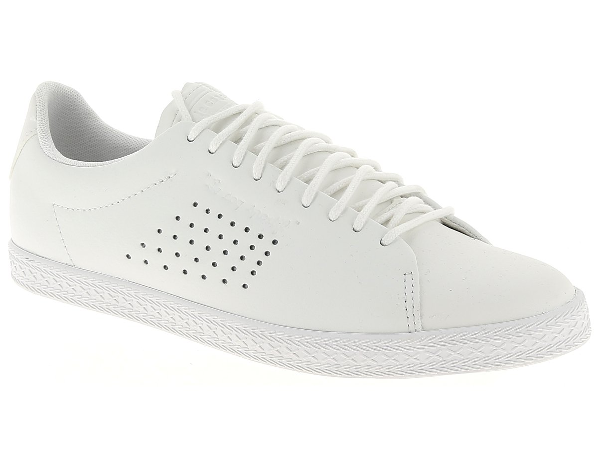 Le Coq Sportif CHARLINE LEATHER Blanc enT6j5