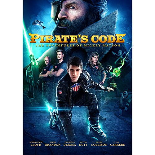 Pirate's Code: The Adventures of Mickey Matson]()