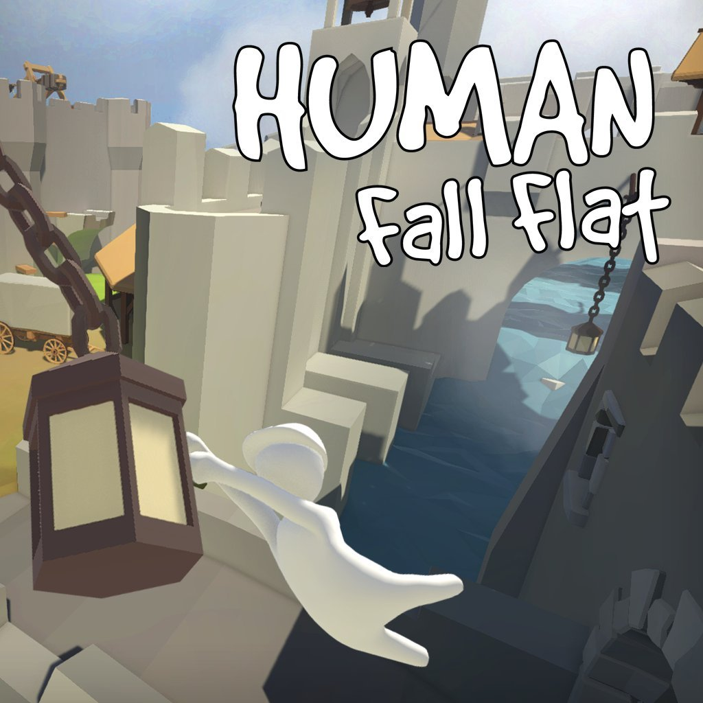 Amazon com: Human: Fall Flat [Online Game Code]: Video Games