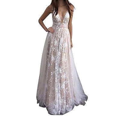 Sexy White Long Maxi Dresses