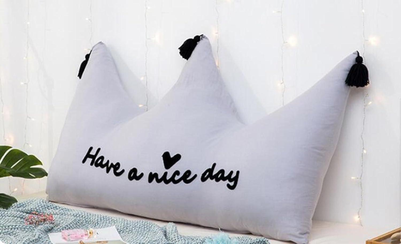 Letto Con Schienale Morbido : Cuscino dello schienale del letto corona principessa camera da