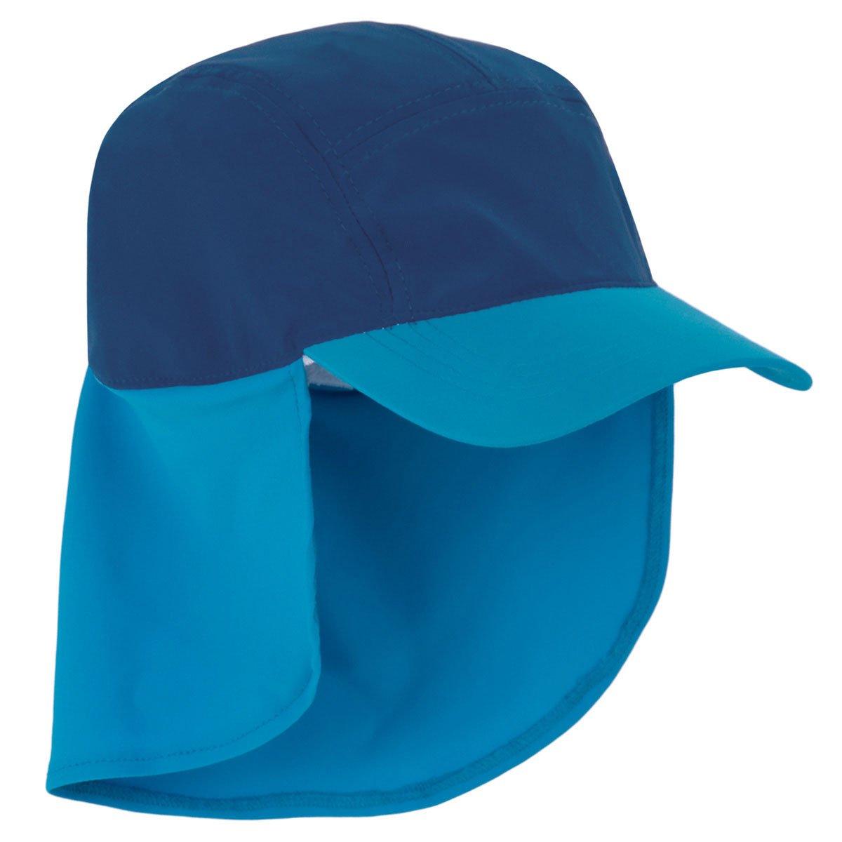 Sun Busters Boys UV Legionnaire Hat Sizes 1-12 Years Tangelo Combo /& Splash Combo UPF50+ Sun Protection