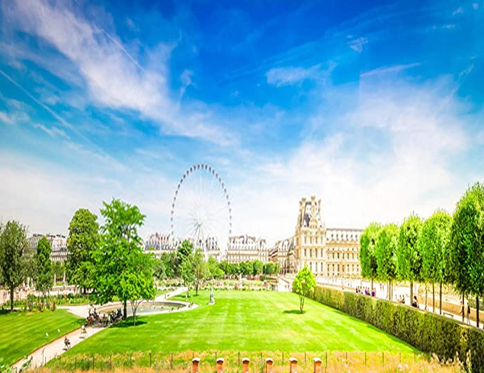 Top 6 The Art Of The Louvre's Tuileries Garden