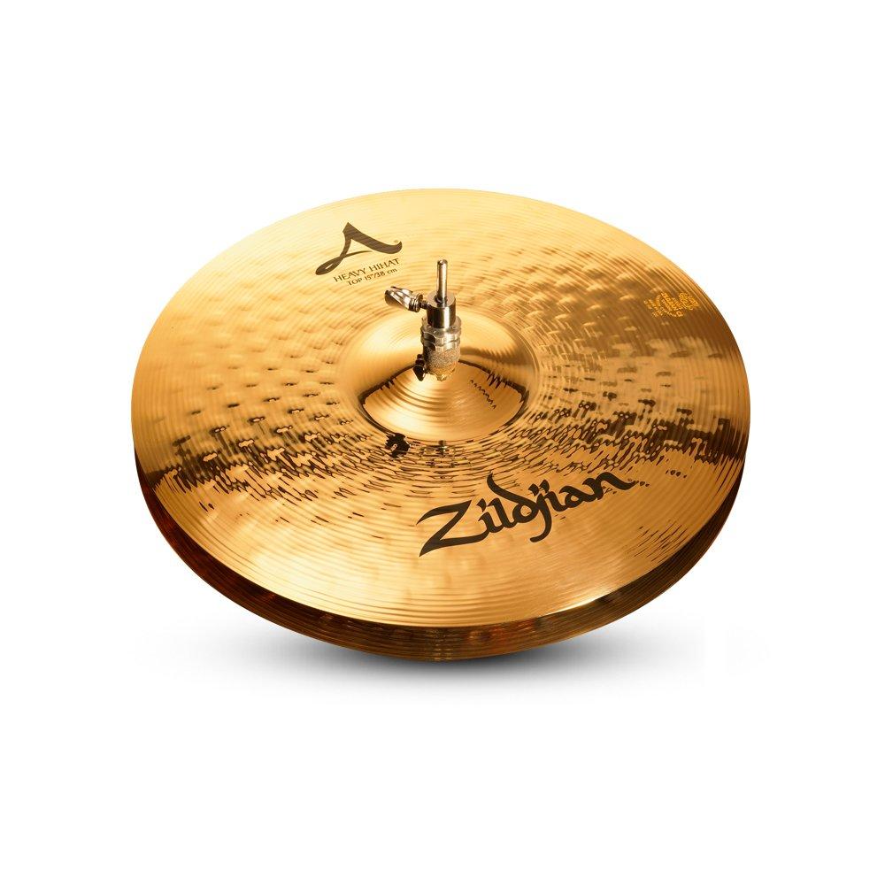 Zildjian A Series 15'' Heavy Hi Hat Cymbal Pair by Avedis Zildjian Company