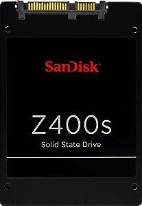 "Sandisk Z400s 128GB Solid State Drive (2.5"", SATA 3.2 6GB/s, 128GB Capacity)"