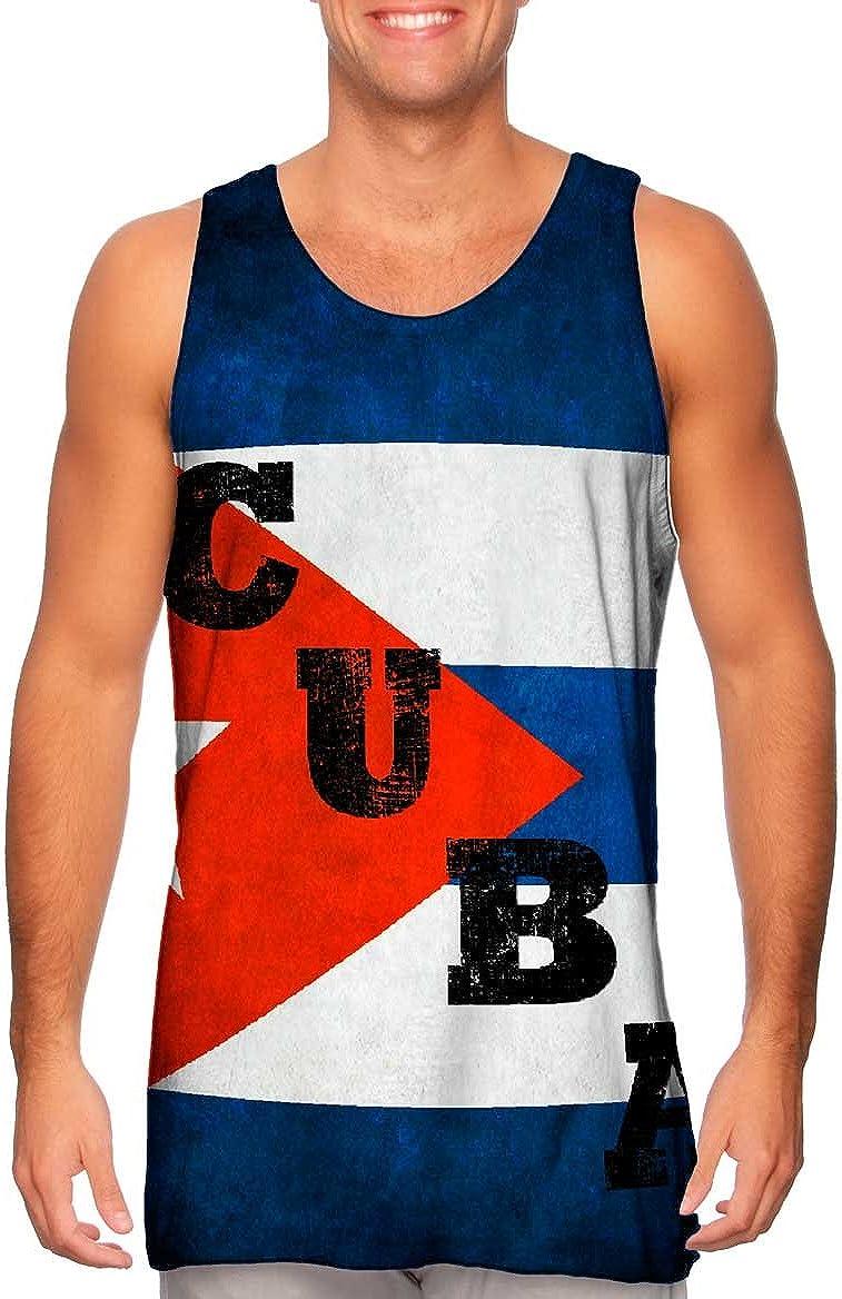 Yizzam-- Dirty Cuba -Tshirt- Mens Tank Top