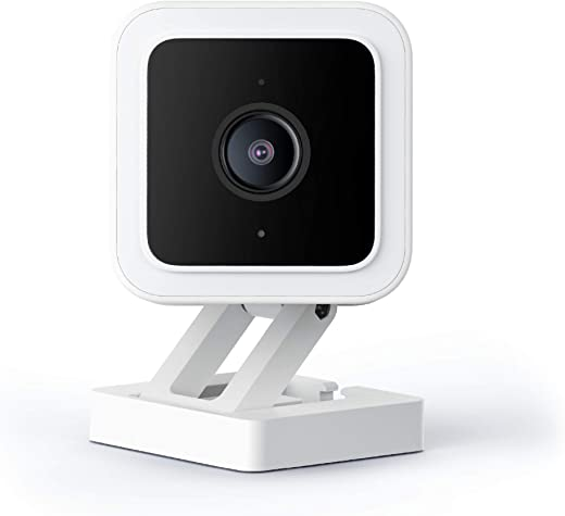 Wyze Cam v3 1080p HD Indoor/Outdoor Video Camera with Color Night Vision, 2-Way Audio, Works with Alexa & The Google Assistant, and IFTTT