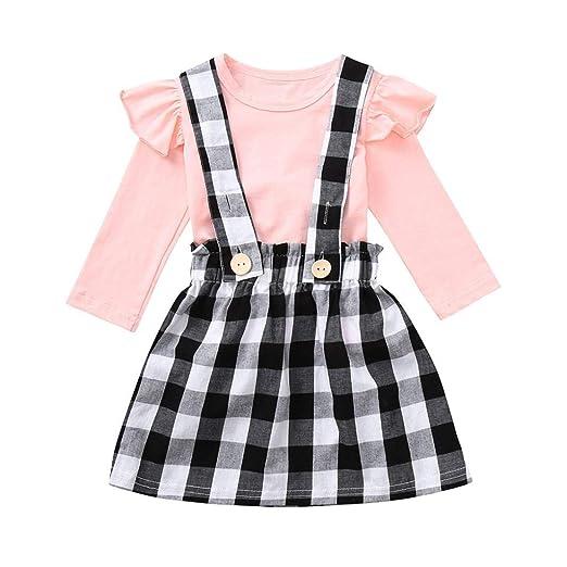 4543e1623 Amazon.com  Sagton Print Dress for Kid Girls