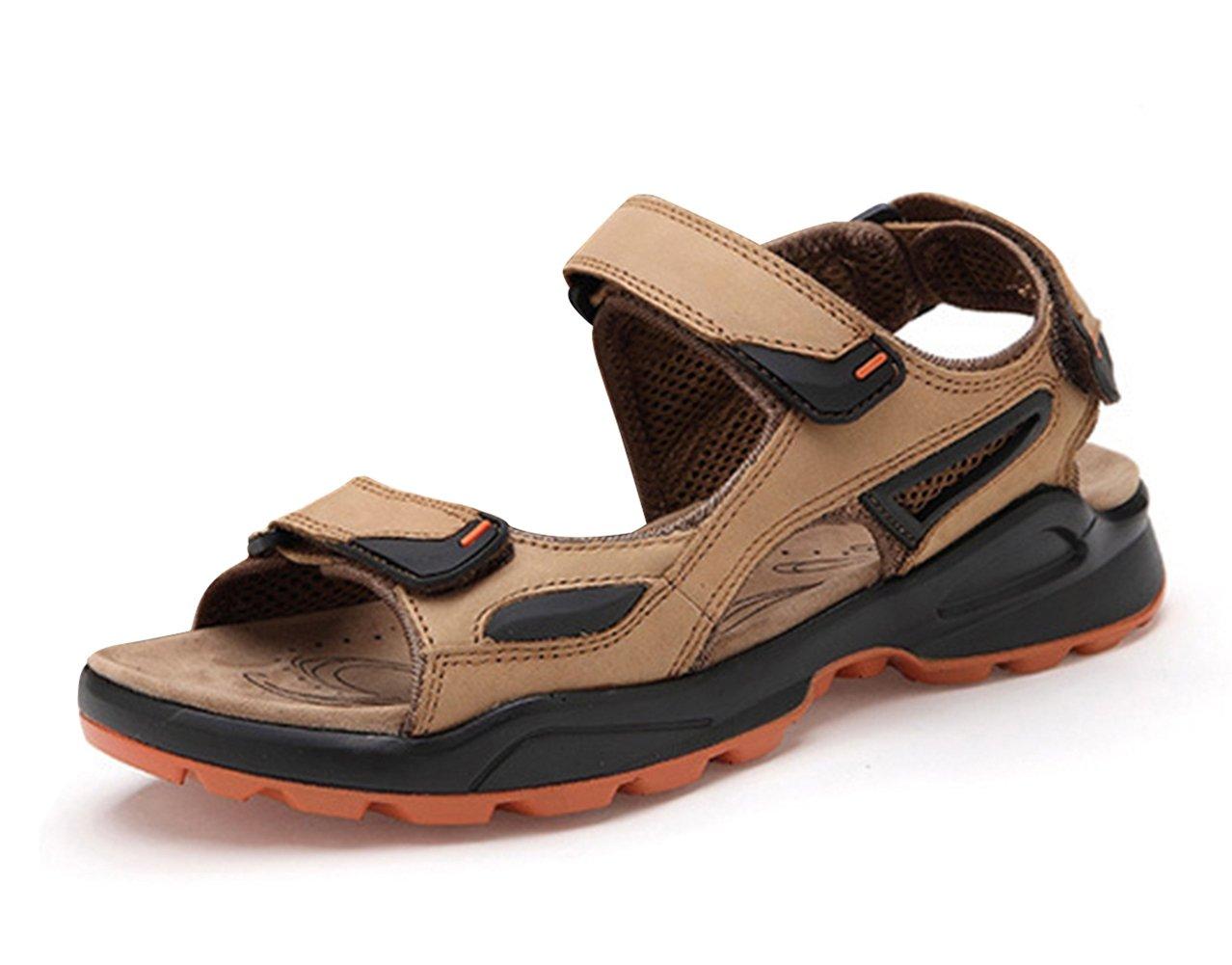 SK Studio - Zapatos con tacón Hombre 37 EU marrón claro
