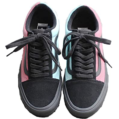a98ccce040 Vans - Sneakers - Old Skool Pro Asymmetry - Black Rose Blue (9.5 UK ...