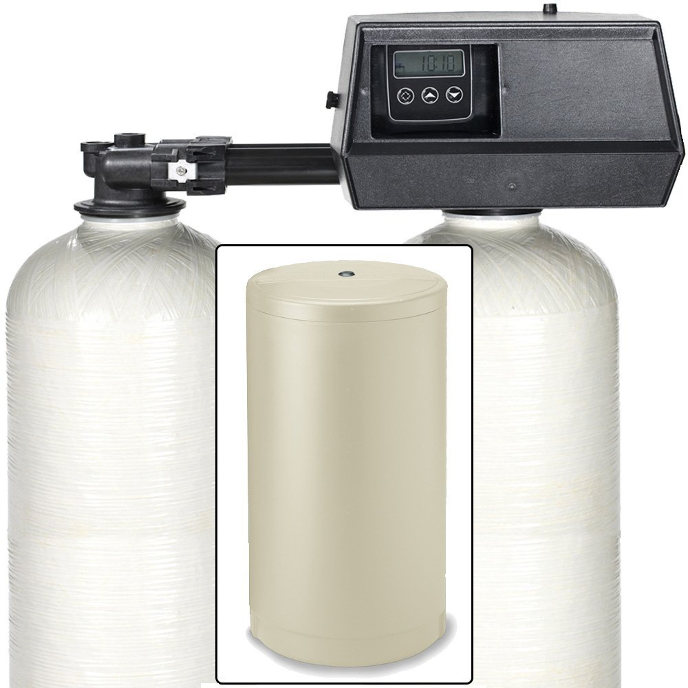 Fleck 9100sxt water softener