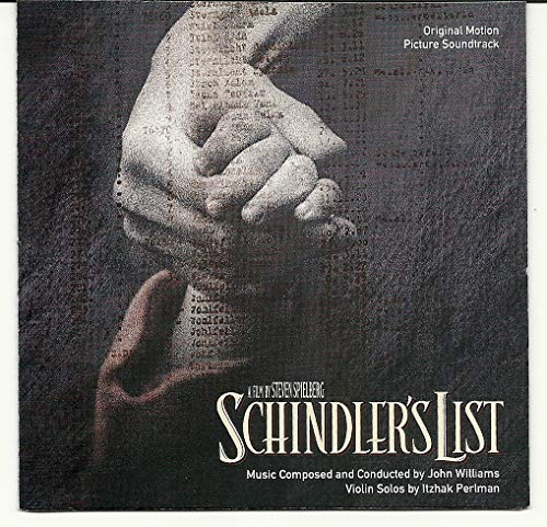 Schindler's List: Original Motion Picture Soundtrack
