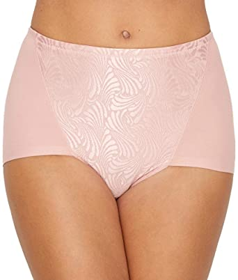 b99b372682 Bali Women s Designs Ultra Control 2-Pack Cottony Brief at Amazon ...