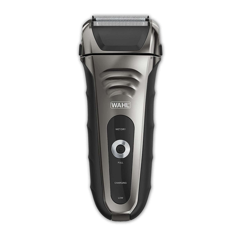大特価 Wahl Smart Shave Rechargeable Rechargeable lithium shave ion wet/dry shaver water proof foil shaver for men. Smartshave technology for shaving, trimming, and wet or dry shave with. (並行輸入品) One Size One Color B07DXTN6TH, シカマチチョウ:c66c8166 --- mvd.ee
