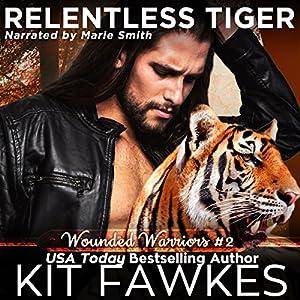 Relentless Tiger Audiobook