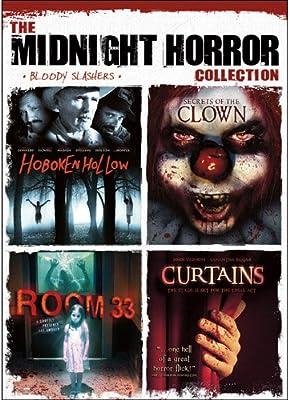 Midnight Horror Collection [Reino Unido] [DVD]: Amazon.es: Cine y Series TV
