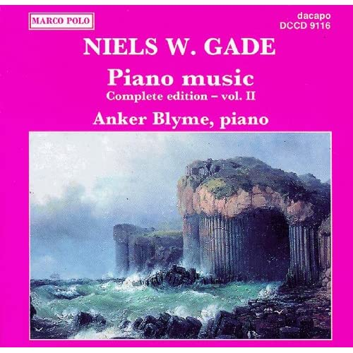 Amazon.com: Gade, N.: Piano Music, Vol. 2: Anker Blyme: MP3 Downloads