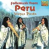 Folkmusic from Peru