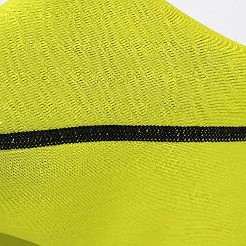 SECRETDRESSING - gürtel former de schwitzen intensiv - heiß sauna - bauch flach - größe des S die 3XL - schwarz - schwarz, S
