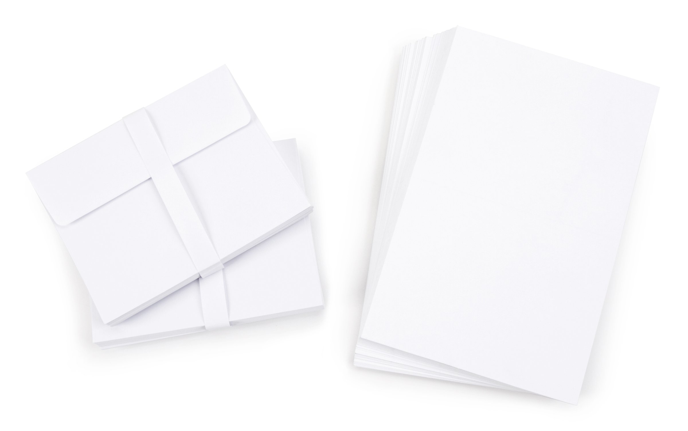Amazon 40 Blank Note Cards Multi Color Pack Matching Color