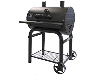 BBQ Scout Barbecue Star - Barbacoa (Barbacoa, Carbón vegetal, 3500 cm², 12