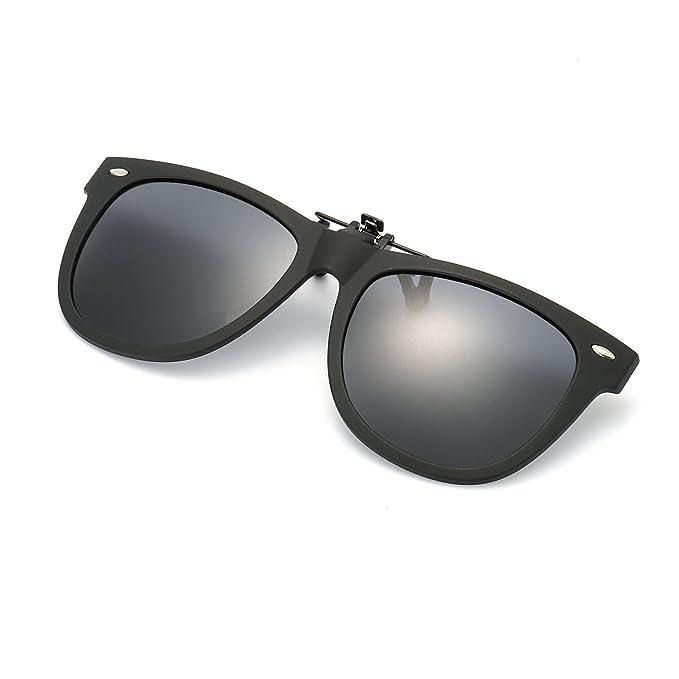 Gafa de Sol Polarizada con Clip de - Gafas Conducción/Golf/y Mucho Más
