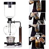 DecentGadget® Coffee Syphon / Vacuum Glass Coffee Maker Café ...