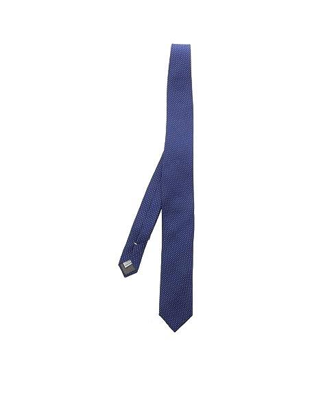 in arrivo tessuti pregiati a disposizione Canali Cravatta Uomo Hj02086143 Seta Blu: Amazon.it ...