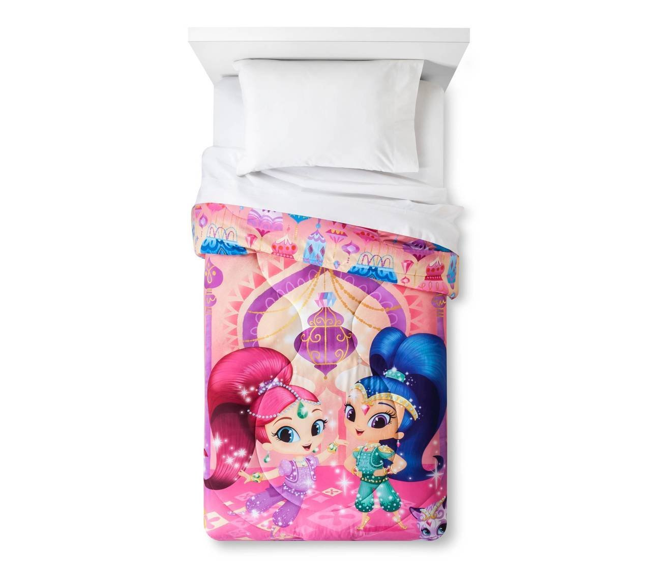 Nickelodeon Shimmer and Shine Twin Comforter