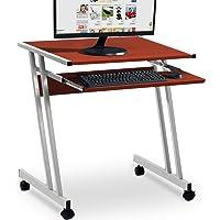 Deuba Computer Tisch MDF in Holzdekor - 3 Farben