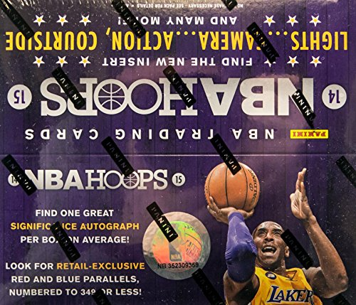 Basketball 2014 15 Hoops Trading Retail
