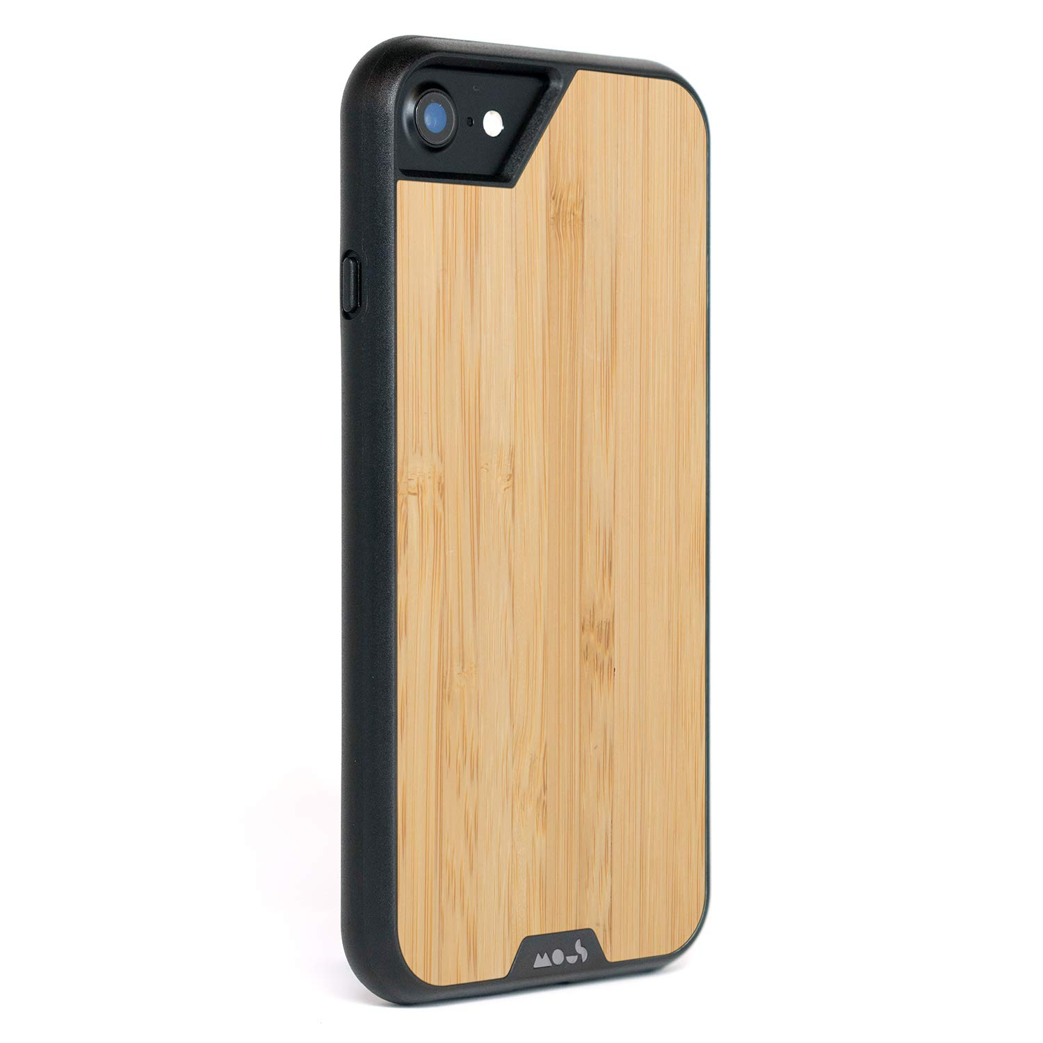 best website 9ad30 7e443 Mous Protective iPhone 8/7/6s/6 Case - Real Bamboo Wood - Screen Protector  Inc.