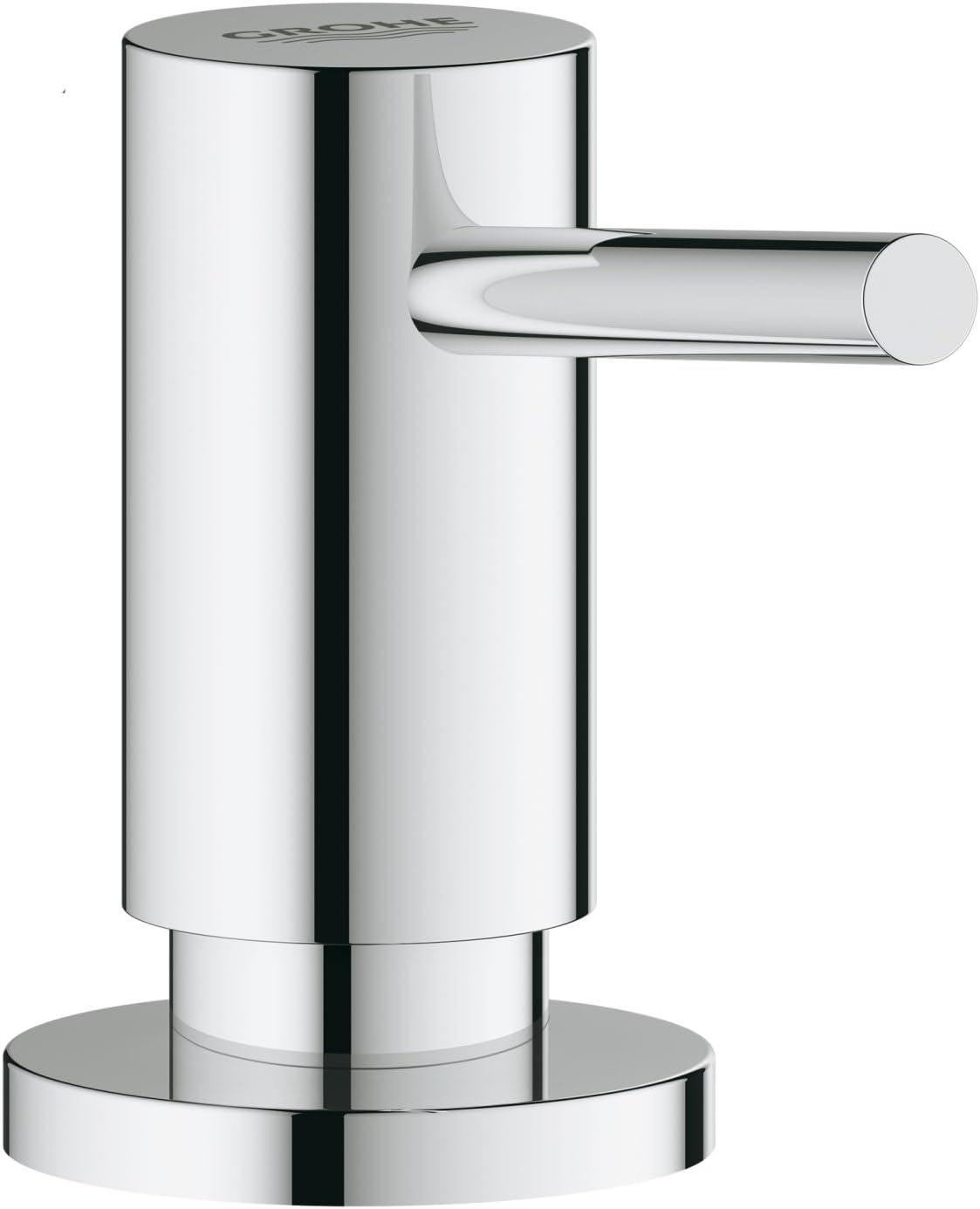Grohe Cosmopolitan - Dispensador de jabón líquido con capacidad de 0,4l (Ref. 40535000)