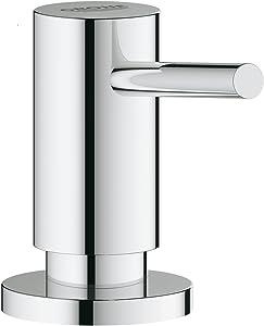 Grohe Cosmopolitan Soap/Lotion Dispenser,Starlight Chrome