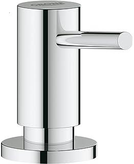 Acero inoxidable 270 mm, 8,4 cm, 12,6 cm, 14,4 cm, 4 cm, 2,8 cm Franke Sirius 0.35L Cromo Dispensador de jab/ón
