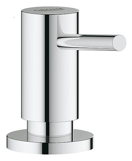 Grohe Cosmopolitan - Dispensador de jabón para cocina, cromo Ref. 40535000