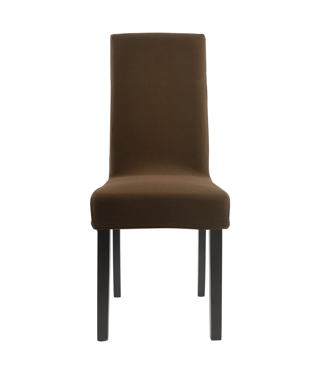 amazon com homluxe knit stretch dining room chair slipcovers 2