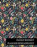 Family Budget Planner Spreadsheet