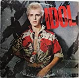 #6: Signed Billy Idol Autographed Original 1982 12