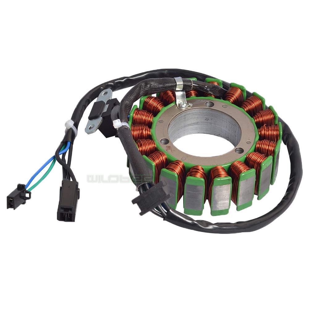 SV1000 2003-2006 WildBee Engine Ignition Stator Coil Magneto for Suzuki 32101-16G00 32101-16G01 SV1000S 2003-2007